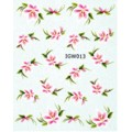 Decal *13* Pink Lilly